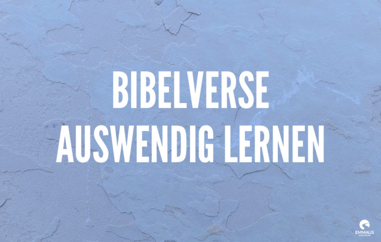 Read more about the article Bibelverse auswendig lernen